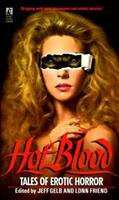 Hot Blood: Tales of Erotic Horror 0671664247 Book Cover