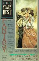 The Year's Best Fantasy: Second Annual Collection 0312030061 Book Cover