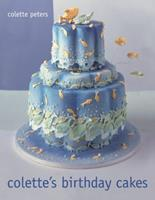 Colette's Birthday Cakes 0316702749 Book Cover