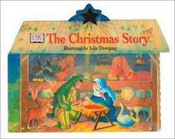 The Christmas Story Board Book 0789478749 Book Cover