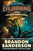 The Scrivener's Bones 0439925533 Book Cover