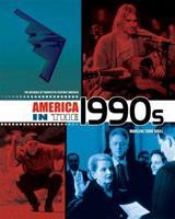 America in the 1990s 0822576031 Book Cover