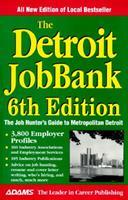 The Detroit Jobbank 155850561X Book Cover