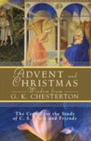 Advent and Christmas Wisdom 0764816284 Book Cover