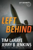 Left Behind:  A Novel of the Earth's Last Days 0842329129 Book Cover