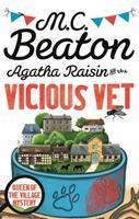 Agatha Raisin and the Vicious Vet 0312939450 Book Cover