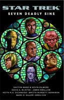 Star Trek: Seven Deadly Sins 1439109443 Book Cover