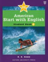American Start with English Student Book 6 0194340333 Book Cover