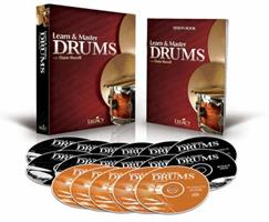 Learn & Master Drums 0977400417 Book Cover