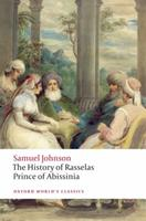 The History of Rasselas, Prince of Abissinia 014043108X Book Cover