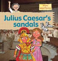 Julius Caesar's Sandals 0778736954 Book Cover