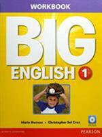 Big English 1 Workbook W/Audiocd 0133044890 Book Cover