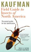 Kaufman Field Guide to Insects of North America 0618153101 Book Cover