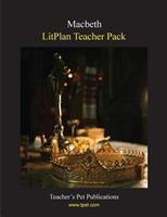 Macbeth : A Unit Plan (Litplans on CD) 1602492042 Book Cover