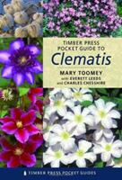 Timber Press Pocket Guide to Clematis (Timber Press Pocket Guides) 0881928143 Book Cover