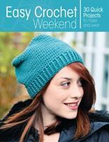Easy Crochet: Weekend 1440241740 Book Cover