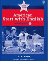 American Start with English Workbook 1 0194340155 Book Cover