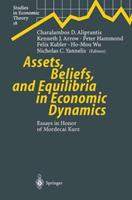 Assets, Beliefs, and Equilibria in Economic Dynamics 3642056636 Book Cover