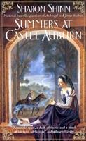 Summers at Castle Auburn 044100928X Book Cover