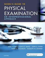 Seidel's Guide to Physical Examination: An Interprofessional Approach 0323481957 Book Cover