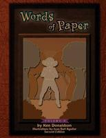Words of Paper: Volume 4 1502420201 Book Cover