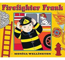 Firefighter Frank (Action Packs) 0525423737 Book Cover