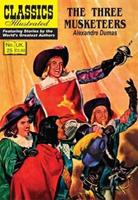 Classics Illustrated - The Three Musketeers 1906814511 Book Cover