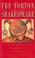 The Norton Shakespeare: Based on the Oxford Edition (Second Edition) (Vol. Two-Volume Paperback Set) 0393041077 Book Cover