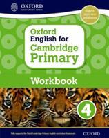 Oxford English for Cambridge Primary Workbook 4 0198366329 Book Cover