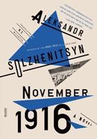 November 1916 0374534705 Book Cover