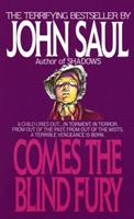 Comes the Blind Fury 0440114756 Book Cover