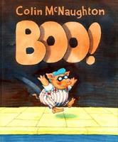 Boo!: A Preston Pig Story 0152008349 Book Cover