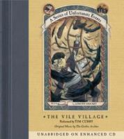 The Vile Village 0439386012 Book Cover