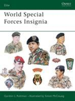 World Special Forces Insignia (Elite) 085045865X Book Cover