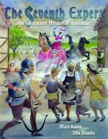 The Seventh Expert: An Interactive Medieval Adventure 155451066X Book Cover