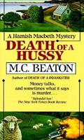 Death of a Hussy 0804107688 Book Cover