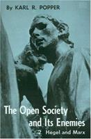 The Open Society and Its Enemies: 2. Hegel and Marx 069101972X Book Cover