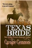 O'Neill's Texas Bride 1512011487 Book Cover