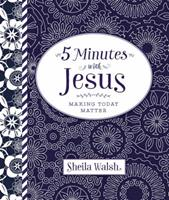 5 Minutes with Jesus 0718032535 Book Cover