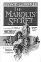 The Marquis' Secret 087123324X Book Cover