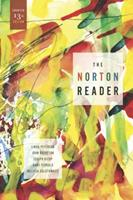 The Norton Reader: An Anthology of Nonfiction 0393912191 Book Cover