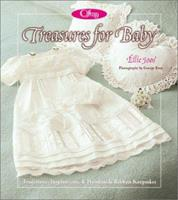 Offray: Treasures for Baby: Traditions, Inspirations,  Handmade Ribbon Keepsakes 1567999417 Book Cover