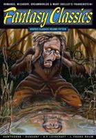 Graphic Classics, Volume 15: Fantasy Classics 0978791932 Book Cover