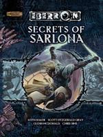Secrets of Sarlona (Eberron Campaign Supplement) 0786940379 Book Cover