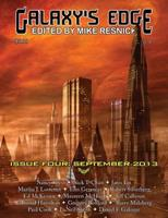 Galaxy's Edge Magazine Issue 4, September 2013 1612421601 Book Cover