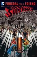 Superman: Funeral for a Friend 1401266649 Book Cover