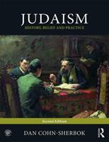 Judaism: History, Belief and Practice 0415236614 Book Cover