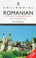 Colloquial Romanian (Colloquial Series) 0415237831 Book Cover
