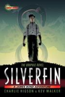 SilverFin: The Graphic Novel 1423130235 Book Cover