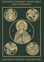 Ignatius Catholic Study Bible: New Testament 1586172506 Book Cover